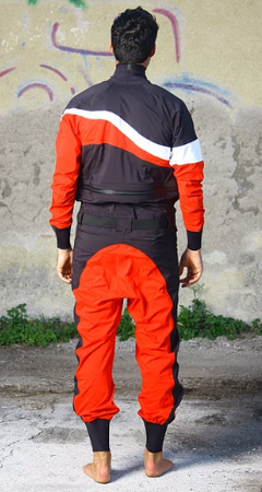"Suchy kombinezon Dry Suit ""RACE II"" STAND OUT"